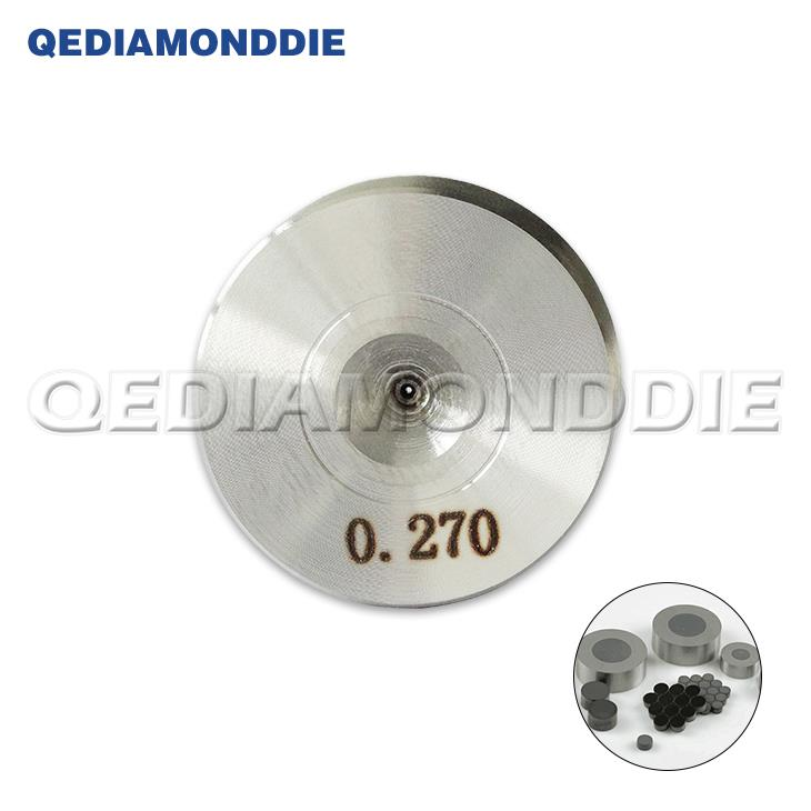 Polycrystalline Diamond Wire Drawing Dies